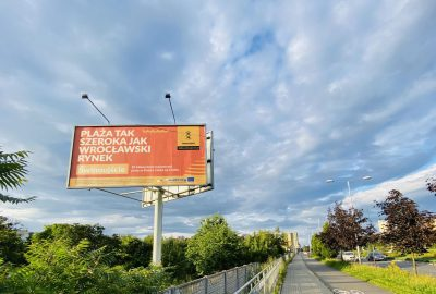 Świnoujście na billboardach w największych miastach w Polsce!