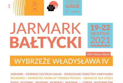 """Serdecznie zapraszamy na Jarmark Bałtycki oraz XXXVI Festiwal Piosenki Morskiej """"Wiatrak"""" Sea&Folk !"""